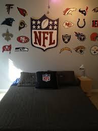 Nfl Bedroom Furniture Sons Nfl Bedroom Boys Bedroom Pinterest Sons Nfl And Bedrooms