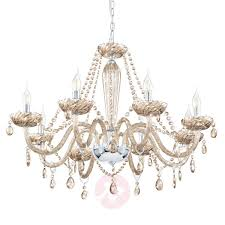 cognac coloured glass basilano chandelier 3031837 31