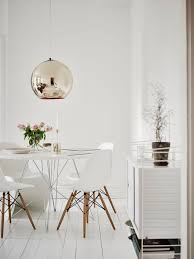 appealing modern white round dining table 31 room and chairs furniture