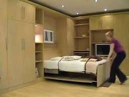 hideaway wall bed. Modren Hideaway Hideaway Murphy Wall Bed For Wall Bed YouTube