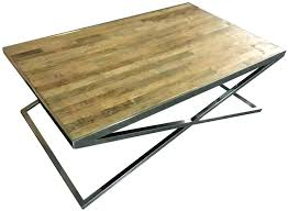 coffee table coffee table with stainless steel cross legs leg white coffee table