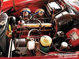 epcp 1111 04 o 1966 volvo p1800 coupe engine bay