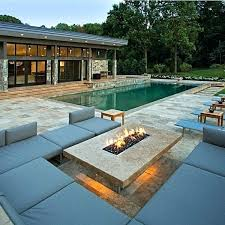 modern metal fire pit modern outdoor fire pit patios with fire pits designs gorgeous 5 regarding