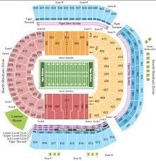 Razorback Football Stadium Seating Chart Lsu Tigers Vs Arkansas Razorbacks Events Sports