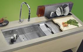 Modern Kitchen Interior Designs Stainless Sinks U2013 Perfect For Luxury Kitchen Sinks