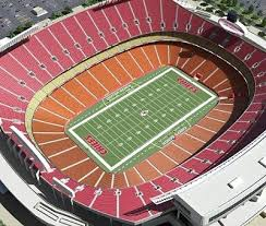 Arrowhead Stadium One Of The Prettier Nfl Stadiums