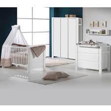 Lettino neonato e fasciatoio: set cameretta neonato eco star con