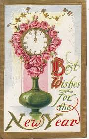 239 Best Vintage New Years Images Images On Pinterest Vintage