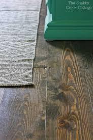 DIY Wood Floors (and An Upcoming Project Sneak Peek!)