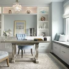 Office at home design Programmer Inspiration For Transitional Home Office Remodel In New York With Blue Walls Houzz 75 Most Popular Home Office Design Ideas For 2019 Stylish Home