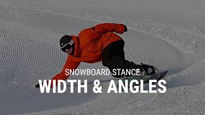 Stance Width Snowboard Chart How To Set Up A Snowboard Mounting Bindings Stance Tactics