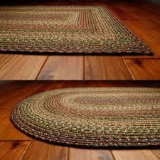 rainforest braided rug