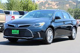New 2018 Toyota Avalon Hybrid Limited 4dr Car in Roseburg #T18006 ...