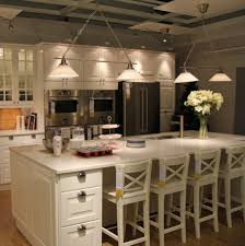 excellent white kitchen bar stools farmhouse with black lovely island and decor decorating for rev shelf