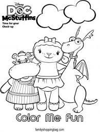 Free Doc Mcstuffins Coloring Pages Coloring Pages Ekkor 2019