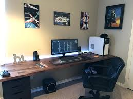 home office computer setup. Best Small Office Computer Setup Dental Comfortable Home And