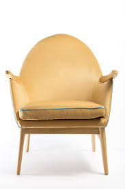 home mid century modern sky 60 s yellow fully red mid century modern armchair