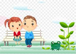 animation cartoon couple love wallpaper fresh cute cartoon child seat tree frog png 1023 723 free transpa png
