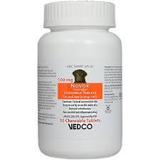 Novox Carprofen Generic To Rimadyl 100 Mg Chewable Tablets 30 Ct