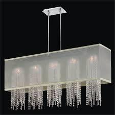 crystal strand chandelier omni 627am44sp t 7c
