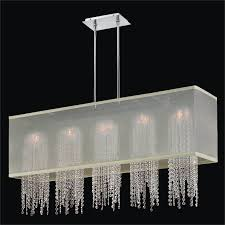 crystal strand chandelier omni 627am44sp t 7c