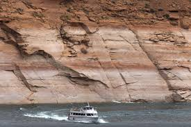 Lake Powell Water Level Chart Lake Powell Could Dry Up In As Little As Six Years Study