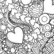 Small Picture Coloring Pages For Adults NewsReadin