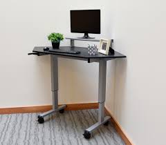 luxury small stand up desk h24f in fabulous home decorating ideas intended for fabulous computer stand