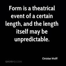 Christian Wolff Quotes
