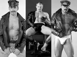 Enormous vintage gay men