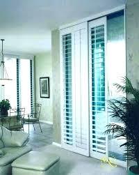 sliding door shutters sliding door shutters plantation shutter for sliding door plantation shutters for patio doors
