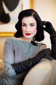 beauty tell all a visit with dita von teese
