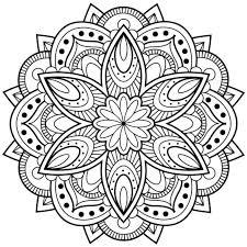 Disegni Da Colorare I Mandala Fredrotgans