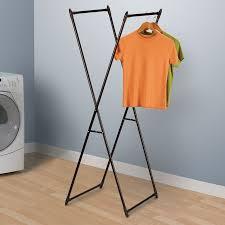 Household Essentials 1-Tier Metal Drying Rack