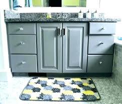 yellow bathroom rugs bath sets and gray rug grey target
