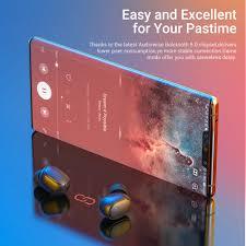 Tai Nghe Gắn Tai Không Dây HiFi TOPK T24 TWS Bluetooth 5.0 Gọi/Kết Thúc  Bằng Giọng Nói Cho OPPO Vivo Samsung HUAWEI Xiaomi - hàng chính hãng - Tai  Nghe Bluetooth Nhét