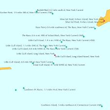 Oak Island Tide Chart 2016 Little Gull Island Long Island New York Tide Chart
