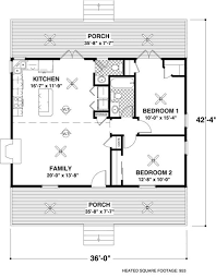 Welcome Back  Small House  The Small House Plan Can Pack a Big Punch