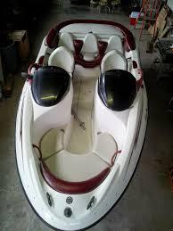 jet boats boat interior