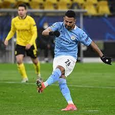Man City player ratings: Riyad Mahrez and Phil Foden step up vs Dortmund -  Simon Bajkowski - Manchester Evening News