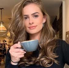 161 likes · 6 talking about this. Coffee Hair Combinar A Cor Do Cabelo Castanho Com Seu Cafe Preferido E Tendencia