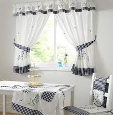 Kitchen Window Curtain Panels Salukilancom A Window Curtain Ideas Matched With Interior