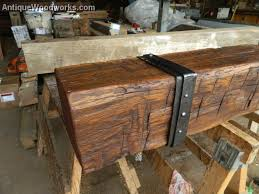 fireplace mantels with iron sttal accents antique woodworks