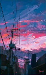 Anime Aesthetic Wallpapers - Wallpaper ...