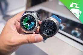 Samsung Gear S3 Vs Gear S2 Comparison Android Authority