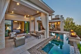 luxury home trends patio. Spring And Fall Are The Perfect Time To Enjoy A Spa Or Fire Pit Of Course We Can Grill Out An Outdoor Kitchen Year Round. Luxury Home Trends Patio
