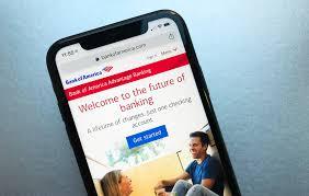 bank of america checking account 2020