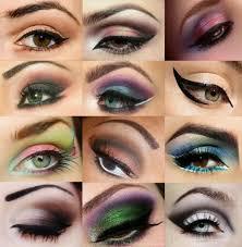 makeup looks diffe ways to do eyeshadow eyeshadow styles eyeshadow