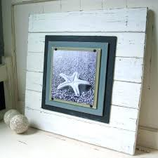 white rustic picture frames extra distressed plank frame for 8 8x10