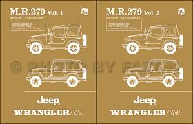 1988 jeep wrangler engine diagram wiring diagram libraries 1988 jeep wrangler and yj electrical troubleshooting manual original